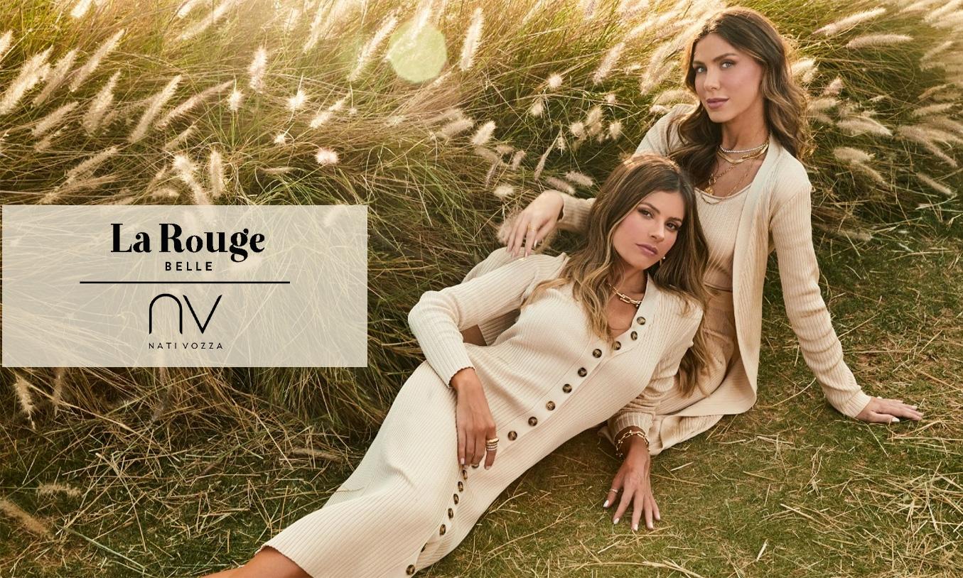 La Rouge Belle + Nati Vozza